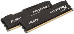 Kingston HyperX Fury DDR3 1866MHz 16GB CL10 (2x8GB)
