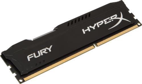 Kingston HyperX Fury DDR3 1866MHz 4GB CL10 (1x4GB)