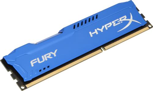 Kingston HyperX Fury DDR3 1333MHz 4GB CL9 (1x4GB)