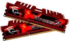 G.Skill RipjawsX DDR3 1600MHz 4GB CL9 (2x2GB)