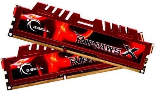 G.Skill RipjawsX DDR3 1600MHz 8GB CL9 1,5V (2x4GB)