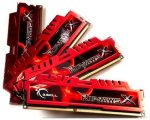 G.Skill RipjawsX DDR3 1600MHz 16GB CL9 1,5V (4x4GB)