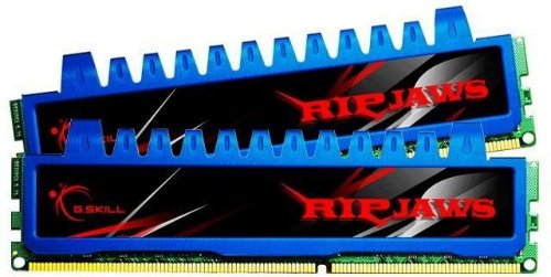 G.Skill Ripjaws DDR3 1600MHz 4GB CL7 (2x2GB)