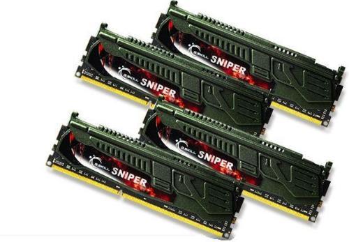 G.Skill Sniper DDR3 2400MHz 16GB CL11 (4x4GB)