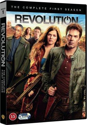 Revolution: sesong 1