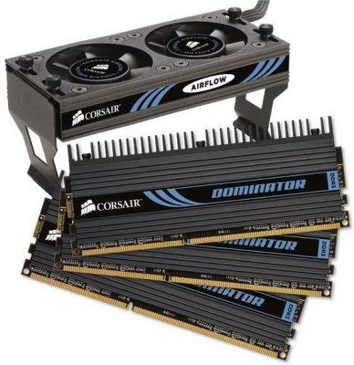 Corsair Dominator DHX DDR3 1600MHz 12GB CL9 (2x4GB)