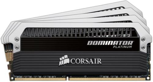 Corsair Dominator Platinum DDR3 1600MHz 32GB CL9 (4x8GB)