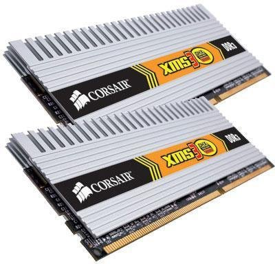 Corsair TWIN3X DDR3 1333MHz 4GB CL9 (2x2GB)