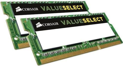 Corsair Value DDR3 1600MHz 8GB CL9 (2x4GB)