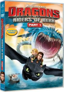 Dragons: Riders of Berk - del 1