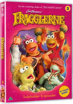 Fragglene 3: Episode 9-12