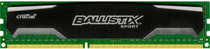 Crucial Ballistix Sport DDR3 1600MHz 8GB CL9 (1x8GB)