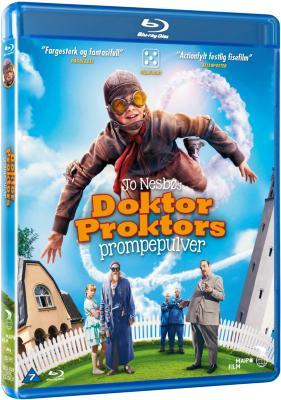 Doktor Proktors Prompepulver