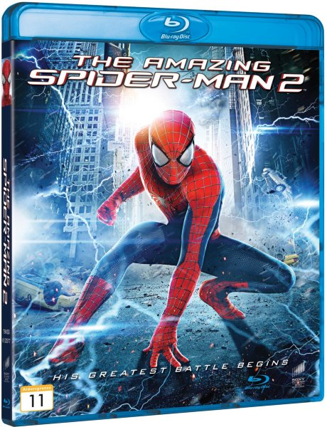 Universal Pictures The Amazing Spider-Man 2 dvd