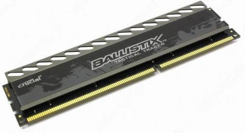 Crucial Ballistix Tactical Tracer DDR3 1600MHz 4GB CL8 (1x4GB)