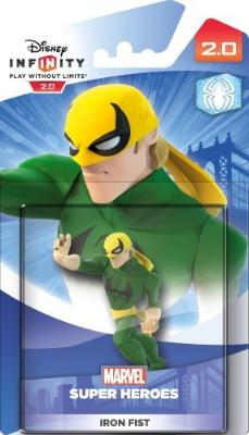 Disney Infinity Figure Iron Fist
