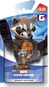 Disney Infinity Figure Rocket Racoon