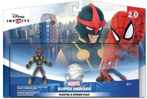 Disney Infinity Spider-Man Play set