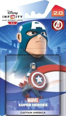 Disney Infinity Figure Captain America