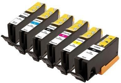 iiglo Ink PGI-550XL/CLI-551 MultiPack (Erstatter)
