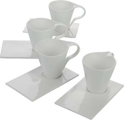 Mytra cappuccino/latte cups