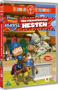 Ridder Mikkel - Den polkaprikkede hesten