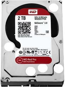Western Digital Red Pro 2TB NAS
