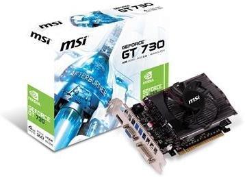 MSI GeForce GT 730 4GB