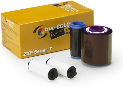 Zebra Black Ribbon ZXP Series 7 5000 Prints