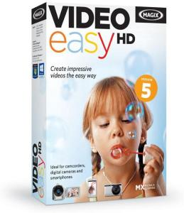 Magix Video easy HD 5