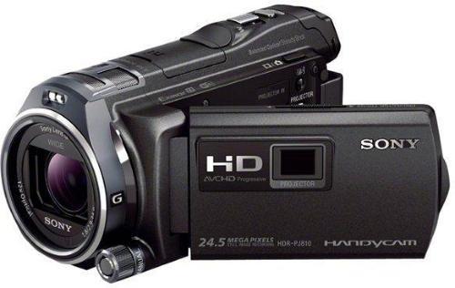 Sony HDR-PJ810E