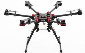 DJI Spreading Wings S900 + A2 MCU + Z15 BMPCC