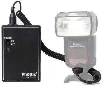 Phottix PPL-200 for Nikon-blitser