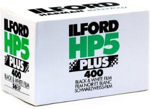Ilford HP5+ 400 135-36