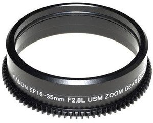 Sea&Sea Zoom Gear for Canon 16-35 og Tokina 10-17mm