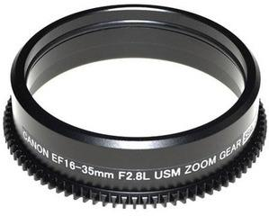 Sea&Sea Zoom Gear for Canon 16-35 og Tokina 10-17mm