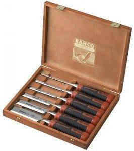 Bahco Huggjernsett 434-S6-EUR