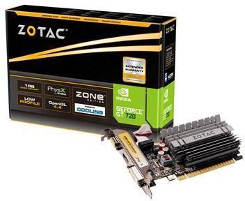 Zotac GeForce GT 720 1GB