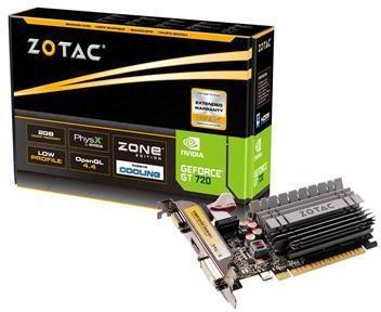 Zotac GeForce GT 720 2GB