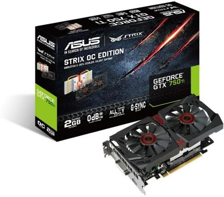 Asus GeForce GTX 750 Ti Strix 2GB