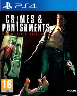 Sherlock Holmes: Crimes & Punishments til Playstation 4