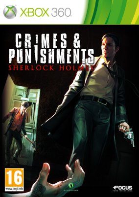 Sherlock Holmes: Crimes & Punishments til Xbox 360