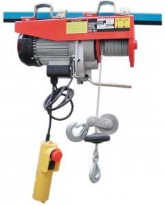 Power Craft Elektrisk Vinsj 230V 1350W