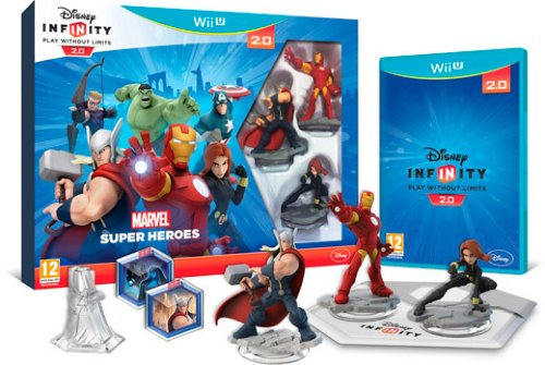 Disney Infinity 2.0 til Wii U