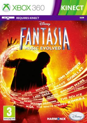 Fantasia: Music Evolved til Xbox 360