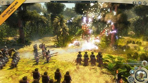 Age Of Wonders III: Golden Realms til PC