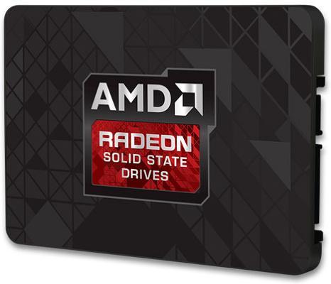 AMD Radeon R7 SSD 480 GB