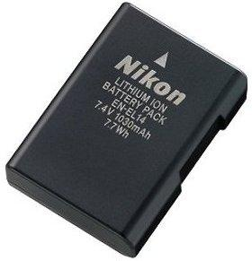 Nikon D3100 Batteri (Originalt)