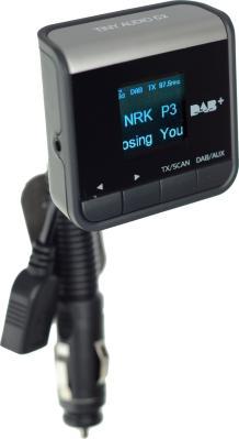 Tiny Audio C2 DAB+ adapter til bil