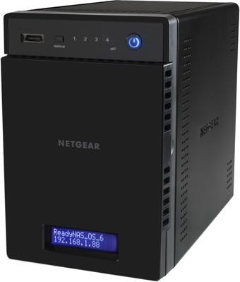 Netgear ReadyNAS 104 8TB